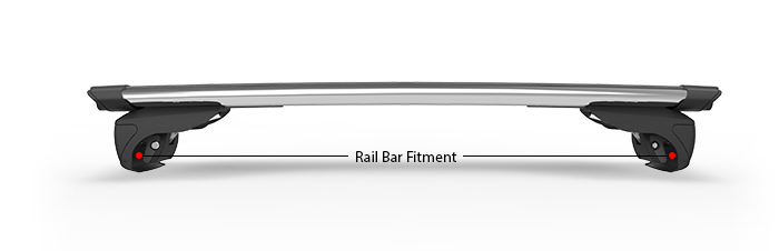 rail bar roof rack