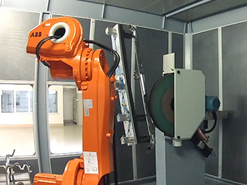robotic polishing