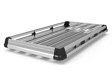 silver alloy roof top tray
